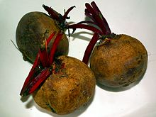 Beet Root, Beta vulgaris